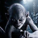 Póster de Gollum para 'El Hobbit: Un viaje inesperado'