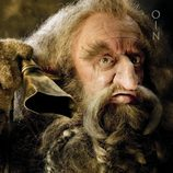 Póster de Oin para 'El Hobbit: Un viaje inesperado'