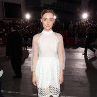 Saoirse Ronan en el estreno de 'Amanecer. Parte 2' en Los Ángeles