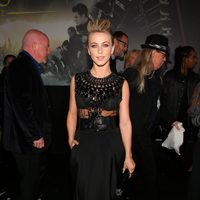Julianne Hough en el estreno de 'Amanecer. Parte 2' en Los Ángeles