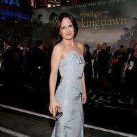 Elizabeth Reaser en el estreno de 'Amanecer. Parte 2' en Los Ángeles