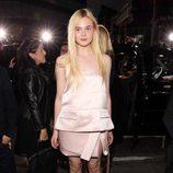 Elle Fanning en el estreno de 'Amanecer. Parte 2' en Los Ángeles