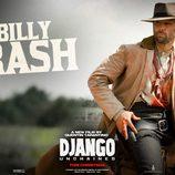 Póster de Billy Crash en 'Django desencadenado'