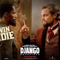 Póster de Calvin Candie en 'Django desencadenado'