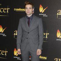 Robert Pattinson en el estreno en Madrid de 'Amanecer. Parte 2'