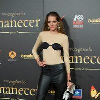 Alejandra Onieva en el estreno en Madrid de 'Amanecer. Parte 2'