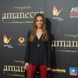 Ana Fernández García en el estreno en Madrid de 'Amanecer. Parte 2'