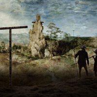 El molino y la cruz