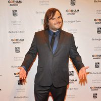 Jack Black en los Gotham Awards 2012 de cine independiente