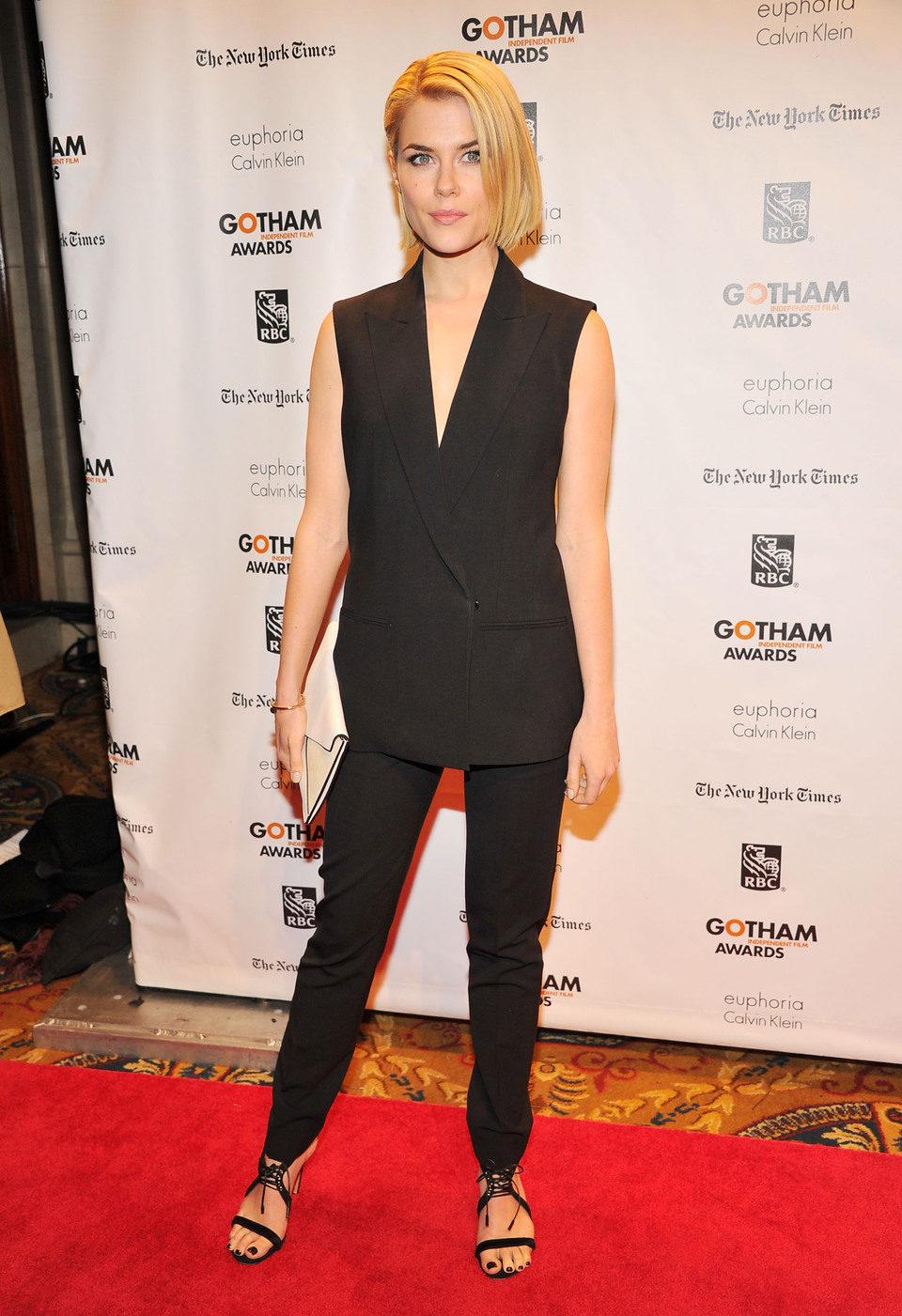 Rachael Taylor en los Gotham Awards 2012 de cine independiente