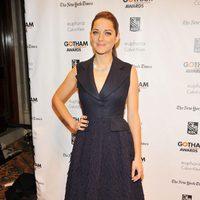 Marion Cotillard en los Gotham Awards 2012 de cine independiente