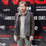 Antonio de la Torre en la presentación de 'Invasor' en Madrid