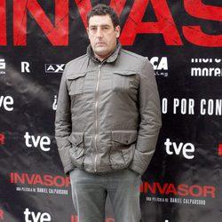 Daniel Calparsoro en la presentación de 'Invasor' en Madrid