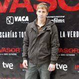 Bernabé Fernández en la presentación de 'Invasor' en Madrid