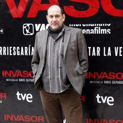 Karra Elejalde en la presentación de 'Invasor' en Madrid