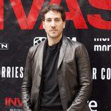 Alberto Ammann en la presentación de 'Invasor' en Madrid
