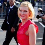 Cate Blanchett en la premiere de 'El Hobbit: Un viaje inesperado' en Nueva Zelanda