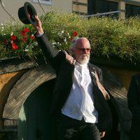 John Callen en la premiere de 'El Hobbit: Un viaje inesperado' en Nueva Zelanda
