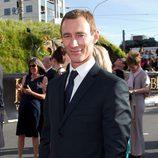 Jed Brophy en la premiere de 'El Hobbit: Un viaje inesperado' en Nueva Zelanda