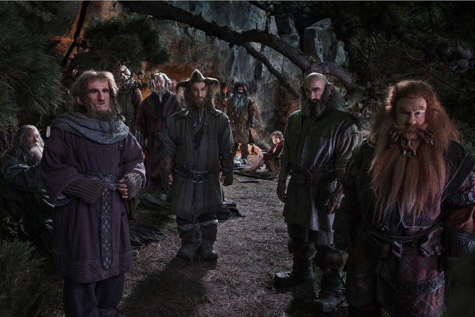 El Hobbit: Un viaje inesperado, fotograma 50 de 52