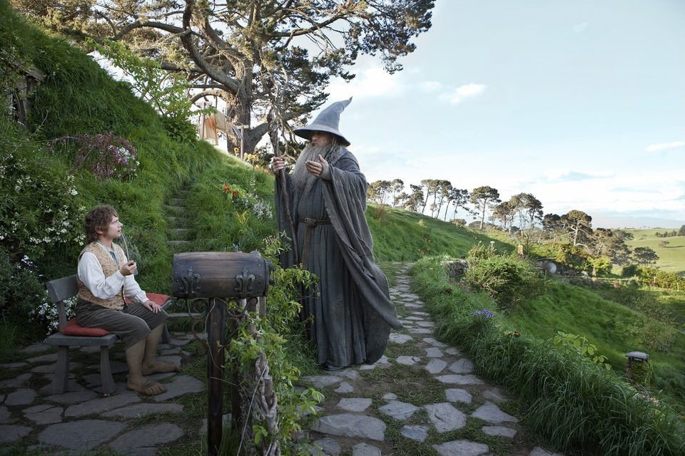 El Hobbit: Un viaje inesperado, fotograma 49 de 52
