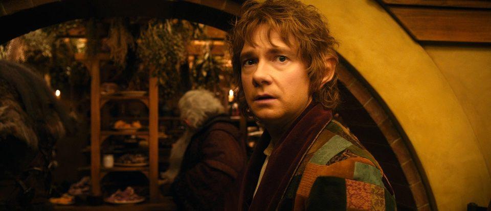 El Hobbit: Un viaje inesperado, fotograma 47 de 52