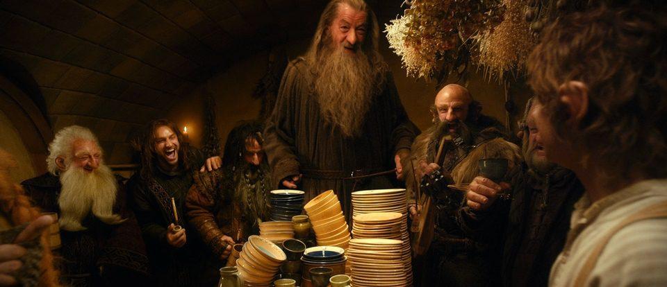 El Hobbit: Un viaje inesperado, fotograma 40 de 52