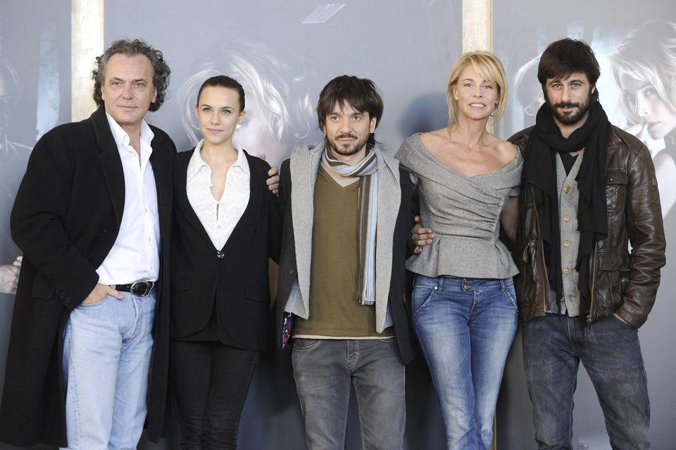 José Coronado, Aura Garrido, Oriol Paulo, Belén Rueda y Hugo Silva presentan 'El cuerpo' en Madrid