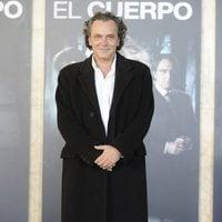 José Coronado en la presentación de 'El cuerpo' en Madrid
