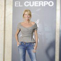 Belén Rueda en la presentación de 'El cuerpo' en Madrid