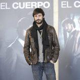 Hugo Silva en la presentación de 'El cuerpo' en Madrid
