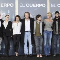 Presentación de 'El cuerpo' en Madrid