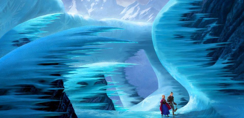 Frozen: El reino del hielo, fotograma 1 de 28