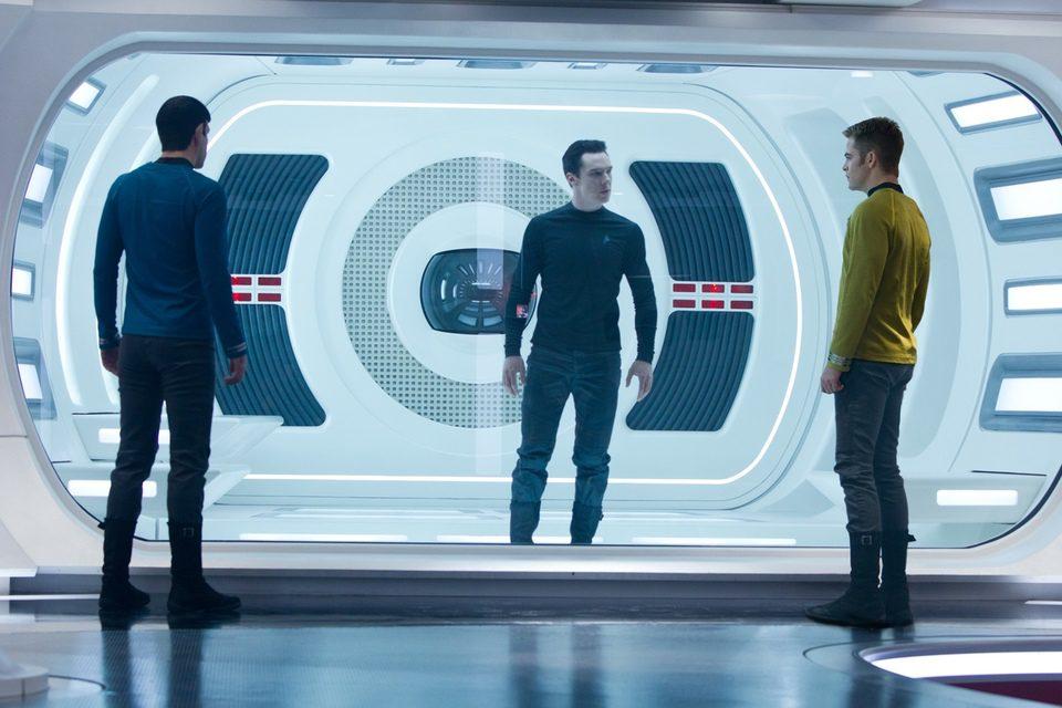 Star Trek: En la oscuridad, fotograma 6 de 30