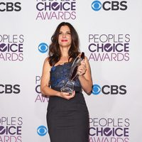 Sandra Bullock en la gala de los People's Choice Awards 2013