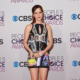 Emma Watson en la gala de los People's Choice Awards 2013