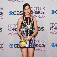 Emma Watson en la gala de los People's Choice Awards 2013