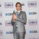 Robert Downey Jr. en la gala de los People's Choice Awards 2013