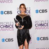 Jennifer Lawrence en la gala de los People's Choice Awards 2013