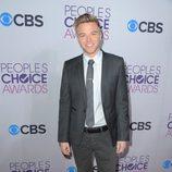 Brett Davern en la gala de los People's Choice Awards 2013