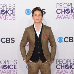 Eddie Redmayne en la gala de los People's Choice Awards 2013