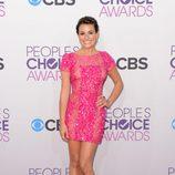Lea Michele en la gala de los People's Choice Awards 2013