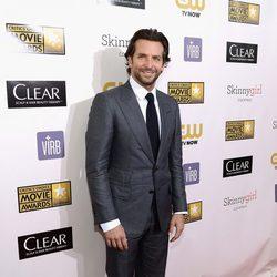 Bradley Cooper en la gala de los Critics' Choice Movie Awards 2013