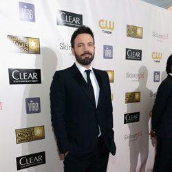 Ben Affleck en la gala de los Critics' Choice Movie Awards 2013