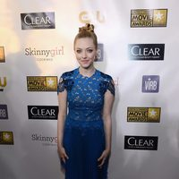 Amanda Seyfried en la gala de los Critics' Choice Movie Awards 2013