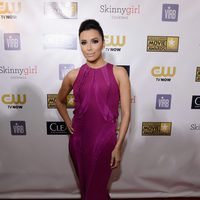 Eva Longoria en la gala de los Critics' Choice Movie Awards 2013