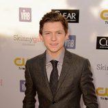 Tom Holland en la gala en los Critics' Choice Movie Awards 2013