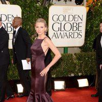 Taylor Swift en los Globos de Oro 2013