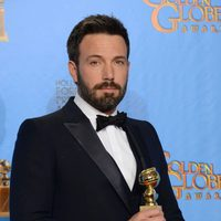 Ben Affleck, Mejor director por 'Argo' en los Globos de Oro 2013