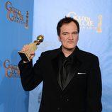 Quentin Taratino, Globo de Oro 2013 a Mejor guión por 'Django desencadenado'